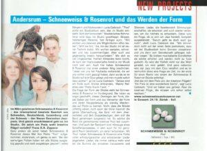 schneeweiss-rosenrot_presse-2012_Jazz & More_Sept.-Okt. 2012