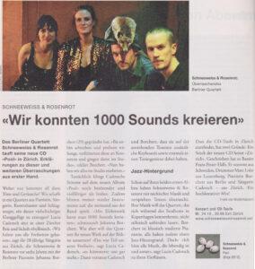 schneeweiss-rosenrot_presse-2012_Kulturtipp nr 22