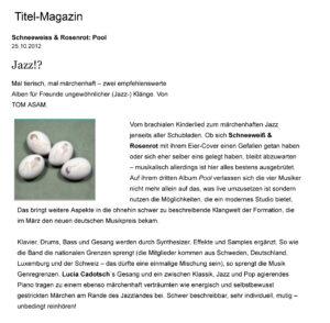 Titel-Magazin