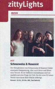 schneeweiss-rosenrot_presse-2012_Zitty_Oktober 2012_Tagestipp