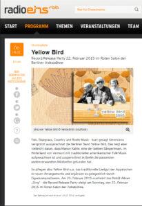 yellow-bird_presse-2015_radioeins Admiralspalast 19 02 15